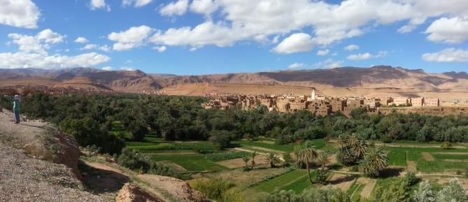 Draa Valley