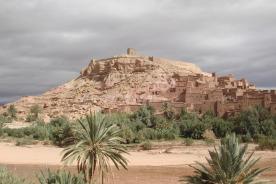 Ksar Ait Benhaddoun, Morocco